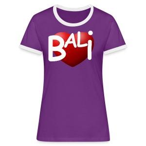 Tee Female - Women's Ringer T-Shirt