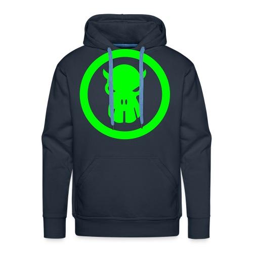 Neon green - Men's Premium Hoodie