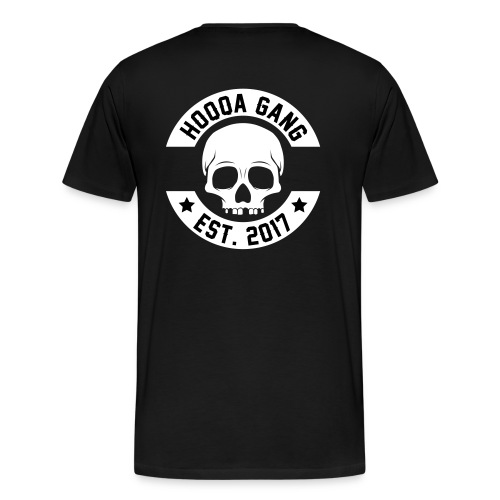 HOQQA. CLASSIC GANG SHIRT - 100% PREMIUM QUALITY - Männer Premium T-Shirt