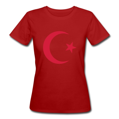 1 2 3 VIVA DZ - T-shirt bio Femme
