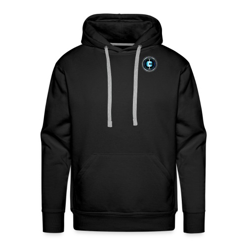 Cutting Edge Soundz Logo 001 - Men's Premium Hoodie