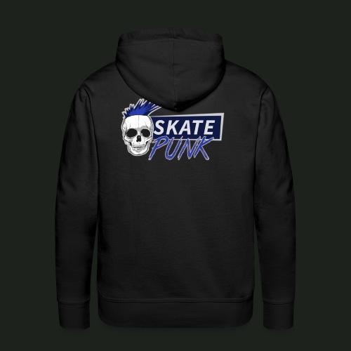 SkatePunk Hoodie - Men's Premium Hoodie