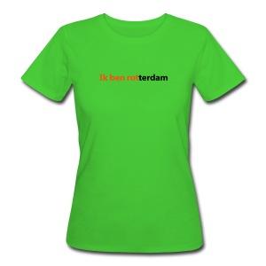 Rotterdam - Vrouwen Bio-T-shirt