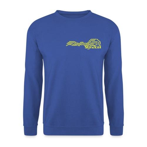 syn2cat pcb sweatshirt - Men's Sweatshirt