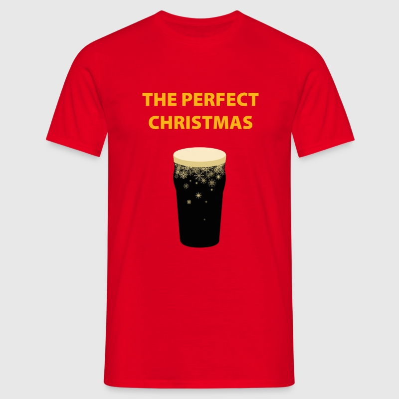 Perfect Christmas - Men's T-Shirt