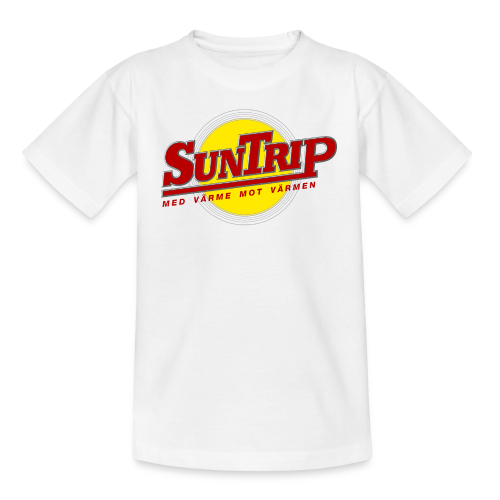 T-shirt barn, SunTrip - T-shirt barn
