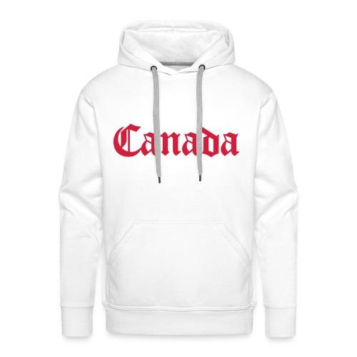 Canada - Men's Premium Hoodie