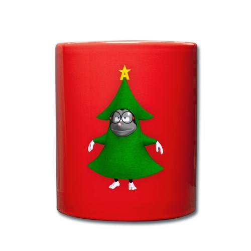 Moley Weihnachtskostüm - Tasse einfarbig