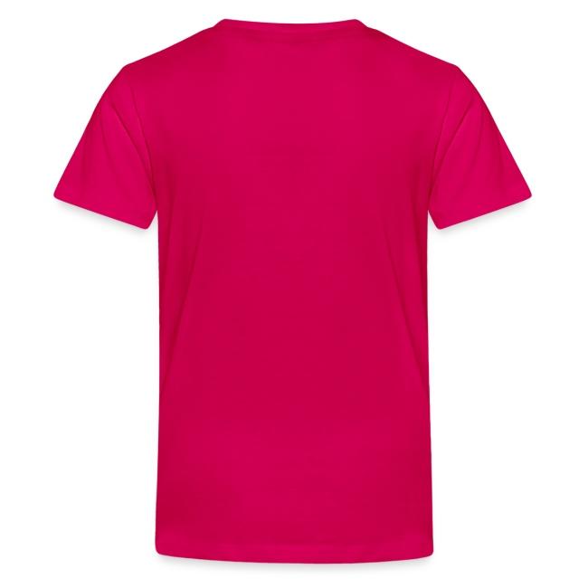 Jugendliche-Unisex-Shirt mit LRV-Logo
