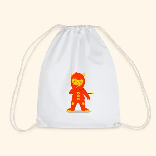 Mochila saco de Nene León riendo - Mochila saco