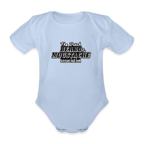 DBMA Romper - Baby bio-rompertje met korte mouwen