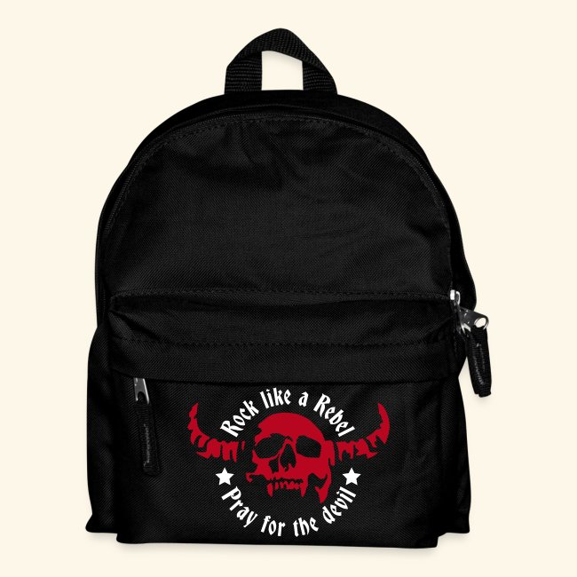 Kids' Backpack Rock & Devil Collection