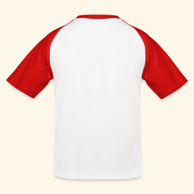 Kids' Baseball T-Shirt Rock & Devil Collection