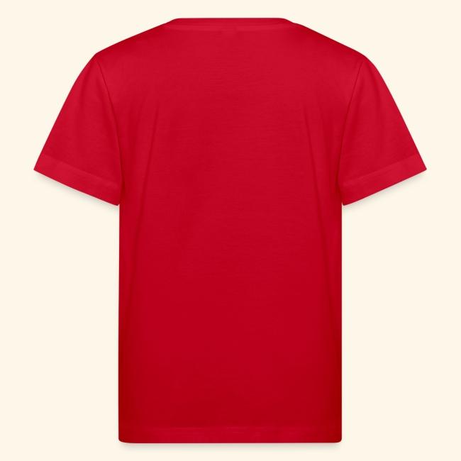 Kids' Organic T-shirt Rock & Devil Collection 3-14years