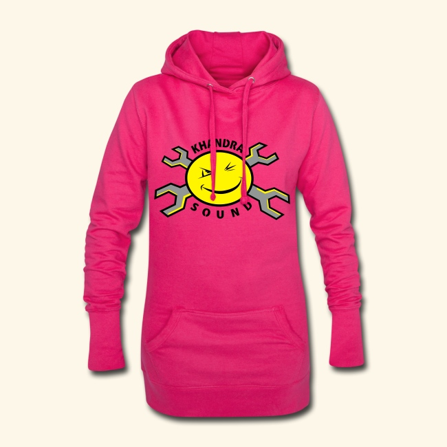 Khandra Sound Extra Long Hoodie/Dress for Woman 4 Colours