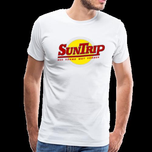 T-shirt Premium, SunTrip - Premium-T-shirt herr