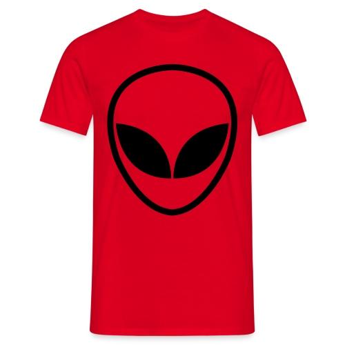 Romvesen - T-skjorte for menn