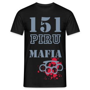 151 Piru Mafia Tee - Men's T-Shirt