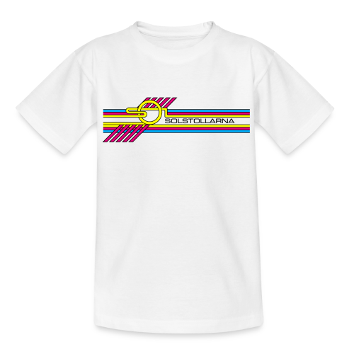 T-shirt barn, Solstollarna - T-shirt barn