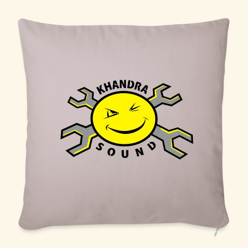 Khandra Sound Acid Techno Pioneer - Sofa pillow cover 44 x 44 cm