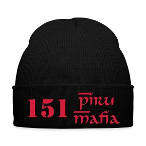 Piru Mafia Wooly - Winter Hat
