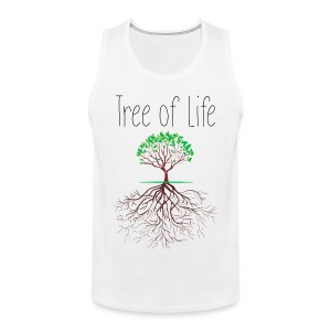 Tree of Life - Men's Premium Tank Top
