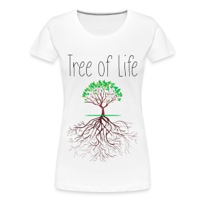 Tree of Life - Women's Premium T-Shirt