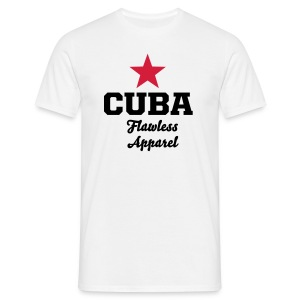 Flawless Apparel Cuba Tee - Men's T-Shirt