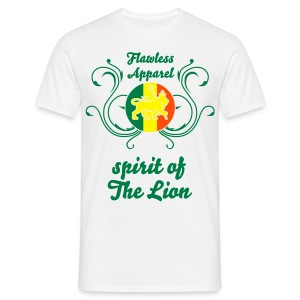Jamaica Spirit of the Lion Tee ! - Men's T-Shirt