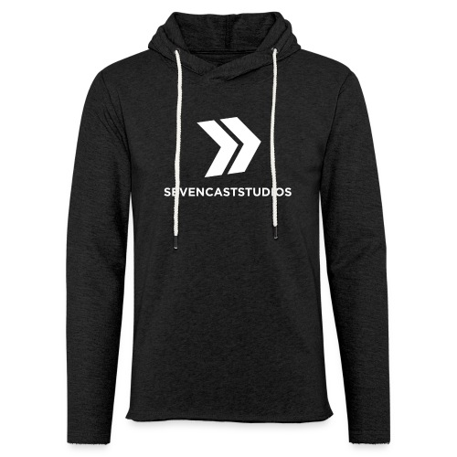 SCS Sweathoodie - Leichtes Kapuzensweatshirt Unisex