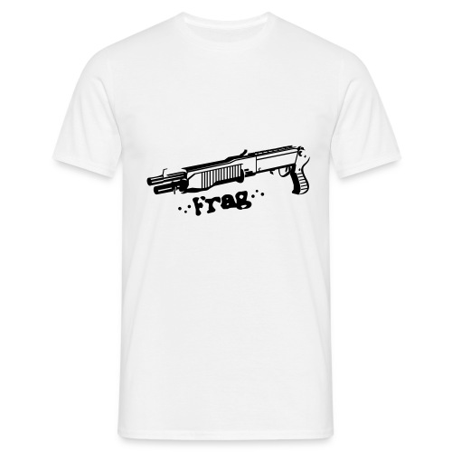 Frag! W/B - Men's T-Shirt