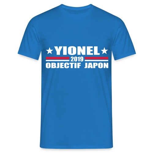 Yionel Objectif Japon - T-shirt Homme