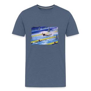 FLY FISHING CLASSIC - Men's Premium T-Shirt