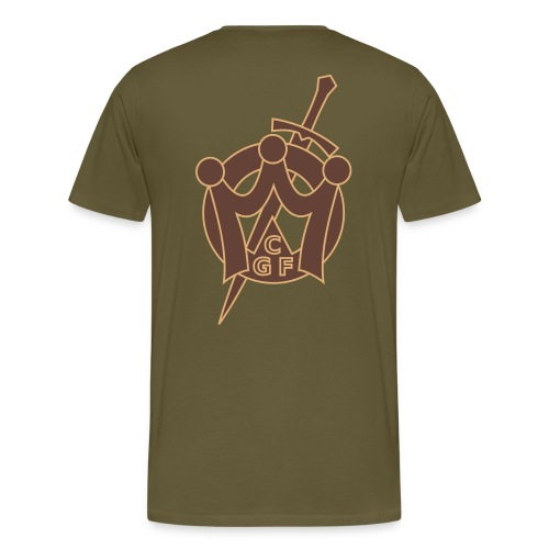GCF T-Shirt - T-shirt Premium Homme