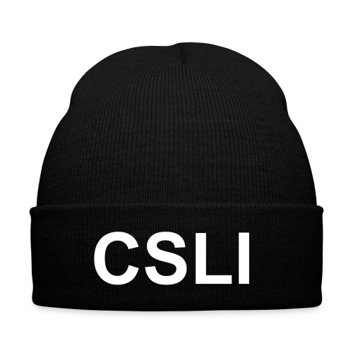 CSLI winter hat - Winter Hat