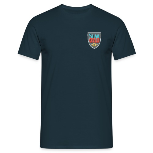 SLM Oslo - T-skjorte - T-skjorte for menn