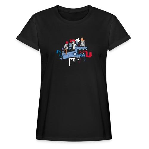 Fonfon / Femme - T-shirt oversize Femme