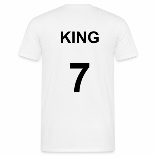 Tshirt King NEVES ( Homme ) - T-shirt Homme