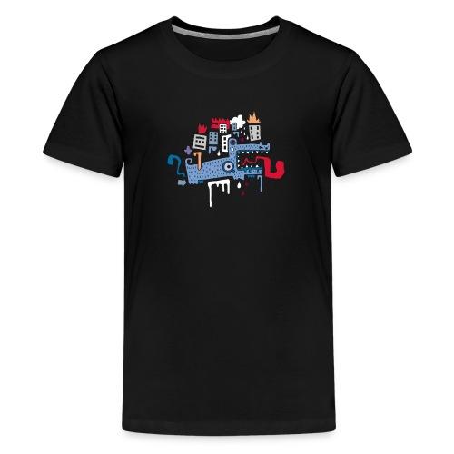 Fonfon / Ado - T-shirt Premium Ado