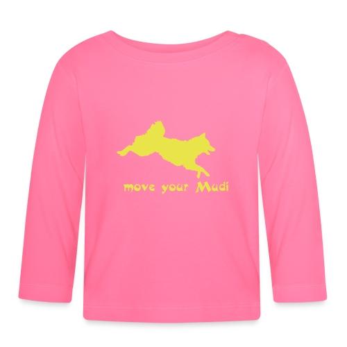 Baby Langarmshirt - Baby Long Sleeve T-Shirt