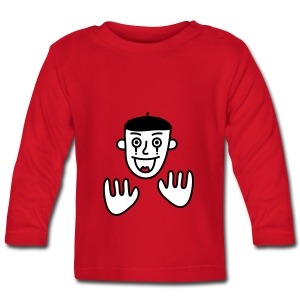 Say nothing, Mr Mime! - Baby Long Sleeve T-Shirt