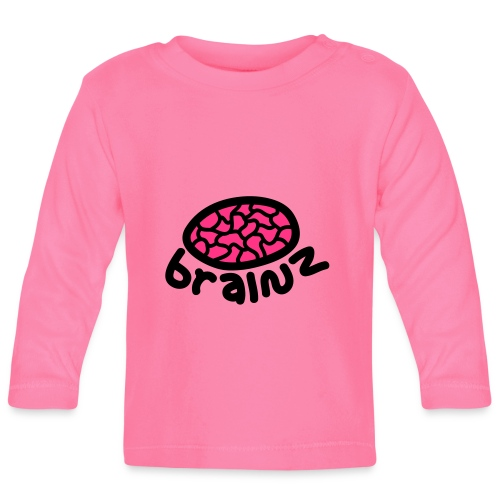Baby Brainz - Baby Long Sleeve T-Shirt