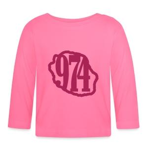 974 Classic - T-shirt manches longues Bébé