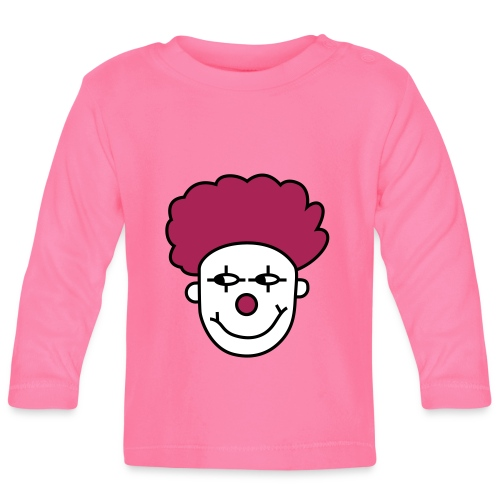 Paitus the clown - Baby Long Sleeve T-Shirt