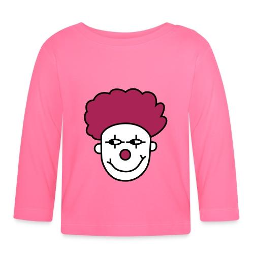 Paitus the clown - Baby Long Sleeve T-Shirt