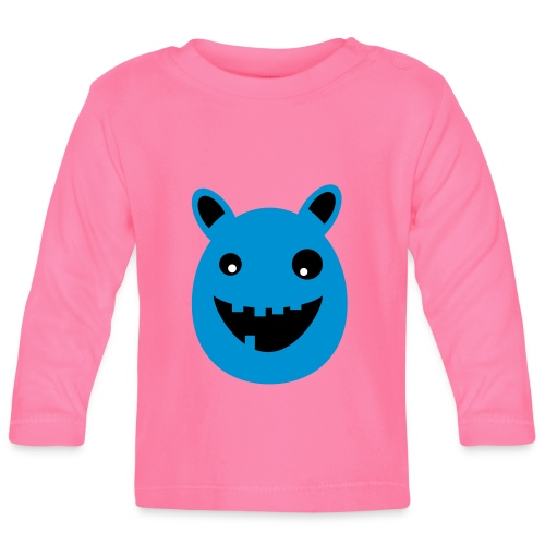 Thaddeus the little monster - Baby Long Sleeve T-Shirt