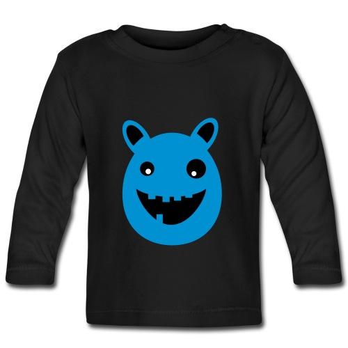 Thaddeus the little monster - Baby Long Sleeve T-Shirt
