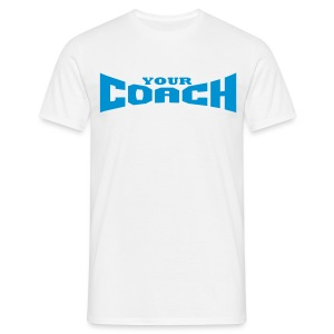 T-SHIRT YOUR COACH by Florian VIRIOT - T-shirt Homme