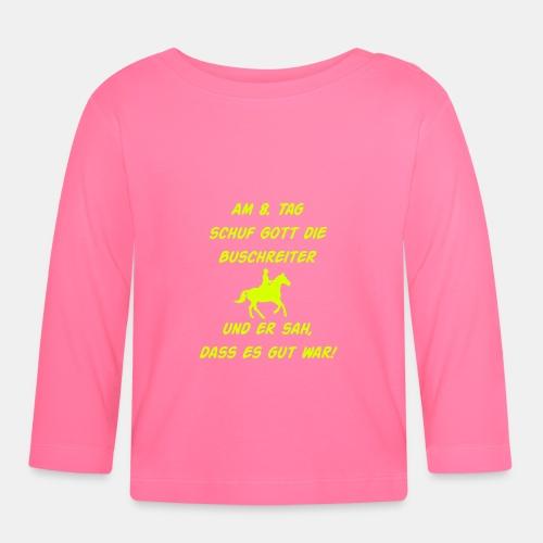Am 8. Tag Baby-Langarmshirt - Baby Langarmshirt