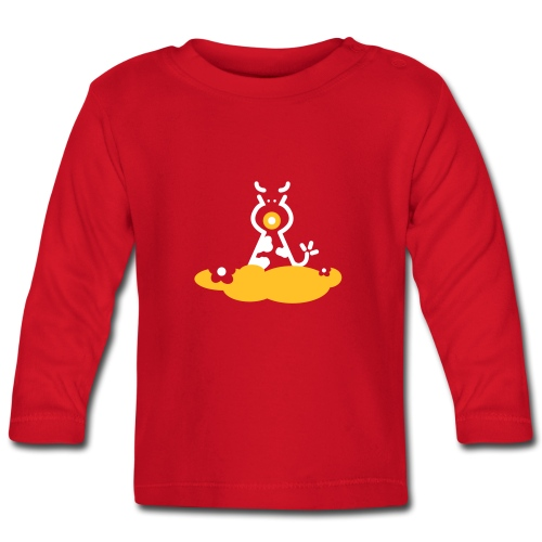 Baby Schnullerkühchen Boys - Baby Langarmshirt